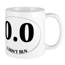 Anti-Marathon Sticker Mug