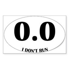 Anti-Marathon Sticker Decal