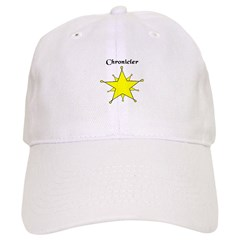Ansteorra Chronicler Baseball Cap