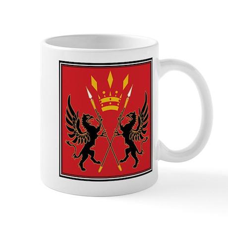 San d'Oria Flag Mug