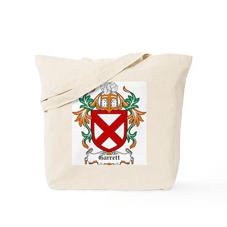 Garrett Coat of Arms Tote Bag