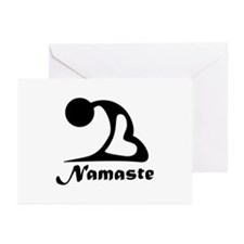 Namaste Greeting Cards (Pk of 10)