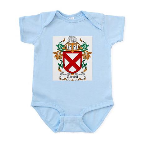 Garrett Coat of Arms Infant Creeper