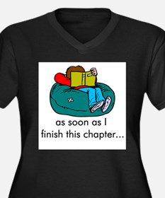 As soon as I finish this chapter reading T-shirts