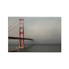 Fog Rolling In, Golden Gate Bridge, San Francisco