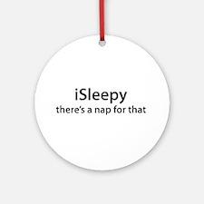 iSleepy Ornament (Round)