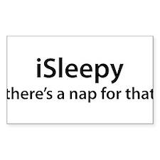 iSleepy Decal