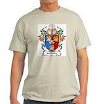 Galbraith Coat of Arms Ash Grey T-Shirt