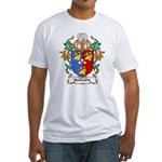 Galbraith Coat of Arms Fitted T-Shirt