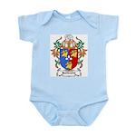 Galbraith Coat of Arms Infant Creeper