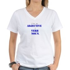 Cute Adjective Shirt