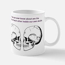 Greg Egans love within skulls Mug