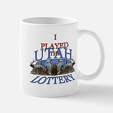 Utah lottery Mug