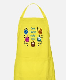 Oops! I Adopted Another Cat! Apron