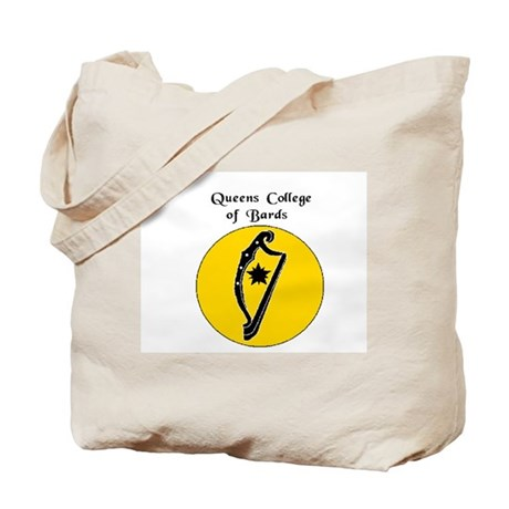 Queens College of Bards Tote Bag