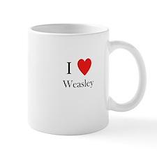 i love weasley Mug
