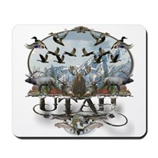 Utah outdoors Mousepad