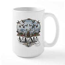 Utah outdoors Mug