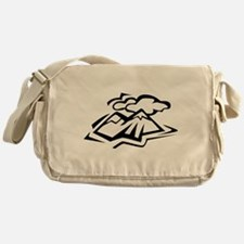 Mountain Messenger Bag