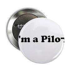 "I'm a Pilot 2.25"" Button"
