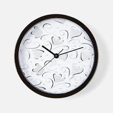 WED002 Wall Clock
