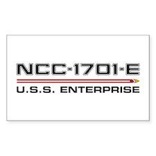 USS Enterprise-E Dark Decal