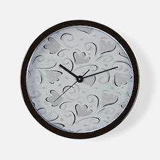 WED001 Wall Clock