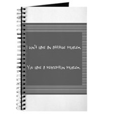 Attitude problem Journal