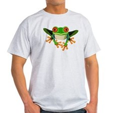 Colorful Tree Frog T-Shirt