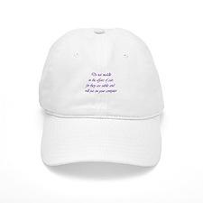 Do not meddle Baseball Cap