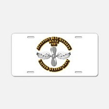 Navy - Rate - AD Aluminum License Plate