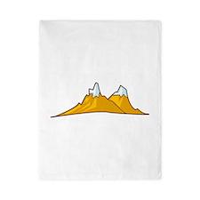 Mountain Twin Duvet
