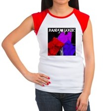 Random Logic Women's Cap Sleeve T-Shirt