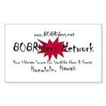 808Riders Rectangle Sticker