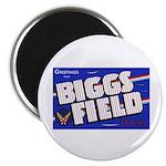 Biggs Field Texas Magnet