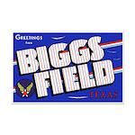 Biggs Field Texas Mini Poster Print