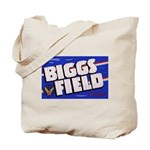 Biggs Field Texas Tote Bag