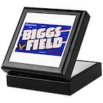 Biggs Field Texas Keepsake Box