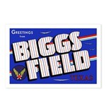 Biggs Field Texas Postcards (Package of 8)