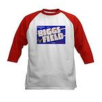 Biggs Field Texas (Front) Kids Baseball Jersey