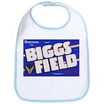 Biggs Field Texas Bib