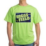 Biggs Field Texas Green T-Shirt