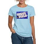 Biggs Field Texas (Front) Women's Pink T-Shirt