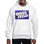 Biggs Field Texas (Front) Hooded Sweatshirt