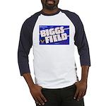 Biggs Field Texas (Front) Baseball Jersey