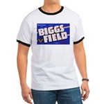 Biggs Field Texas (Front) Ringer T