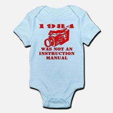 1984 Was Not A Manual Infant Bodysuit