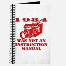 1984 Was Not A Manual Journal