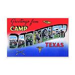Camp Barkeley Texas Mini Poster Print