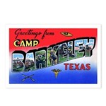Camp Barkeley Texas Postcards (Package of 8)
